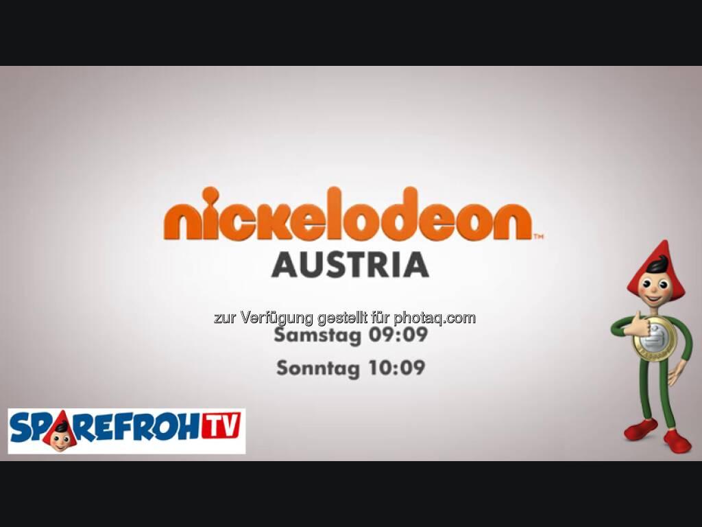 Unser Sparefroh als TV Star? Überzeugen Sie sich, morgen um 10:09 Uhr auf Nickelodeon:  Source: http://facebook.com/erstebank (11.10.2014)