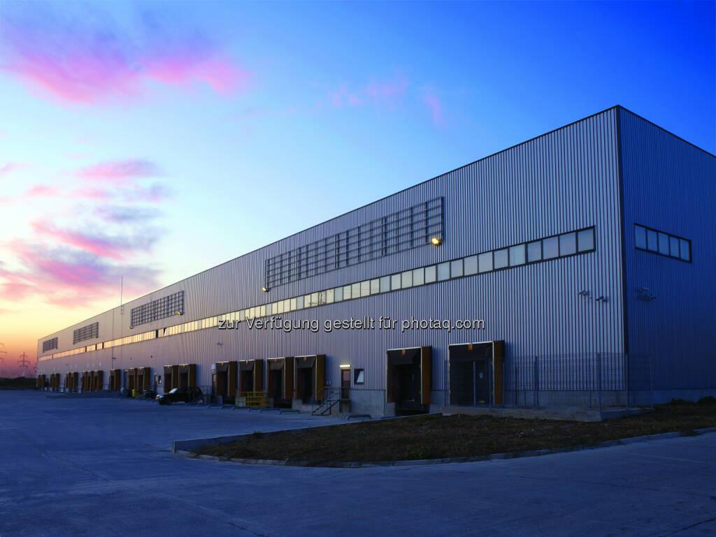 CA Immo veräußert Logistikimmobilien in Osteuropa - Logistik-Portfolio mit rund 467.000 m2 Gesamtfläche verkauft - Weiterer Schritt in der Fokussierung auf Core-Büroimmobilien (Bild: CA Immo), © Aussendung (13.10.2014)