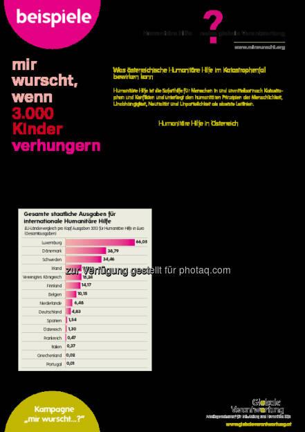 Rudi Kaske (AK), Erich Foglar (ÖGB), Christoph Leitl (WKÖ) und Hermann Schultes (LK): AG Globale Verantwortung: Österreichische Hilfsorganisationen schlagen Alarm, © Aussender (13.10.2014)