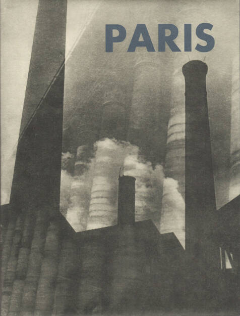 Moi Ver - Paris, Editions Jeanne Walter/7L 1931/2002, Cover - http://josefchladek.com/book/moi_ver_-_paris, © (c) josefchladek.com (14.10.2014)