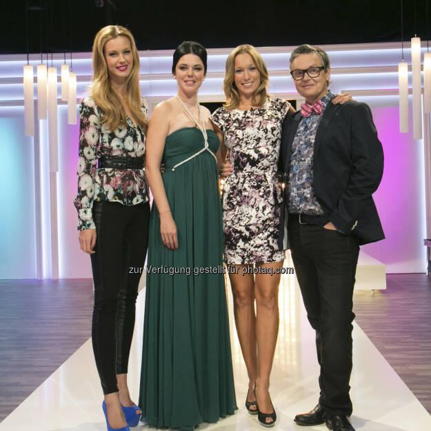 Gitta Saxx, Kickbox-Weltmeisterin Christine Theiss und die Fashion Week in Los Angeles: Am Donnerstag, den 31. Jänner um 20:15 Uhr auf Puls 4 (Puls 4)  (28.01.2013)