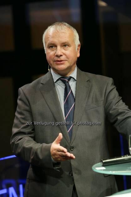 Alexander Rahr (Osteuropaexperte), © RLB OÖ/Strobl  (14.10.2014)