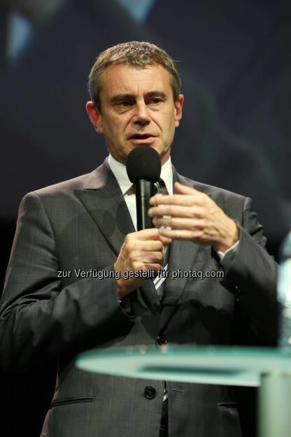 Heinrich Schaller (Generaldirektor RLB OÖ), © RLB OÖ/Strobl  (14.10.2014)