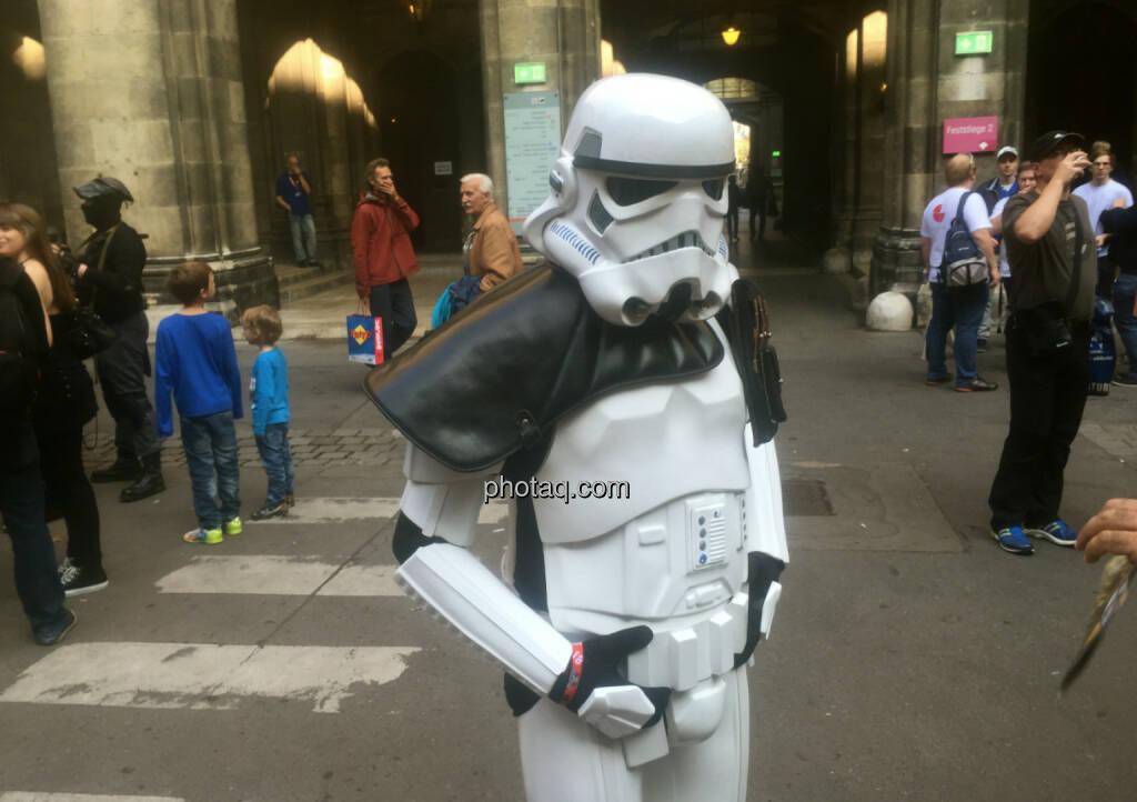 Intergalaktische Sturmtruppen, Star Wars (14.10.2014)