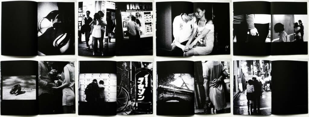Satomi Kawamura - Eros On The Road, Self published, Beispielseiten, sample spreads -  http://josefchladek.com/book/satomi_kawamura_-_eros_on_the_road, © (c) josefchladek.com (15.10.2014)