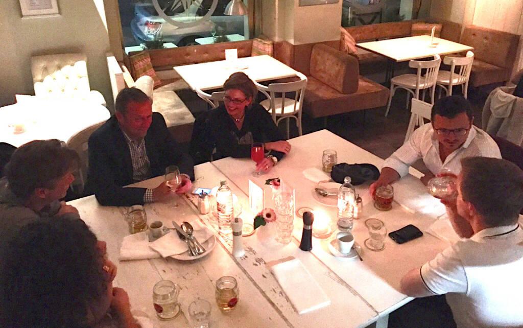 Mit u.a. Christian-Hendrik Knappe, Andrea Fleck, Michael Plos und Frank Weingarts im Heinz (16.10.2014)