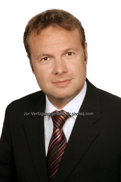 Martin Neuschmid, 42, verstärkt bei ebase den Vertrieb ab sofort als Key-Account-Manager mit den Schwerpunkten Vermögensverwalter und Banken (Bild: ebase), © Aussender (16.10.2014)
