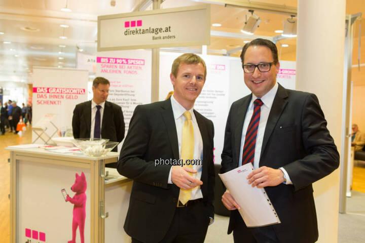 Christian Hendrik Knappe, Deutsche Bank, Paul Reitinger, direktanlage.at
