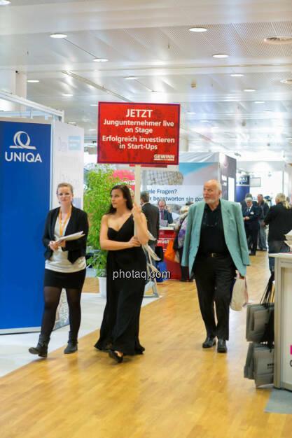 Gewinnmesse 2014, © photaq/Martina Draper (16.10.2014)