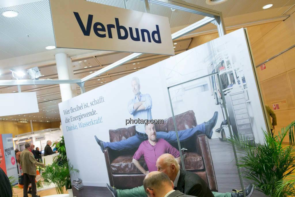 Verbund, © photaq/Martina Draper (16.10.2014)