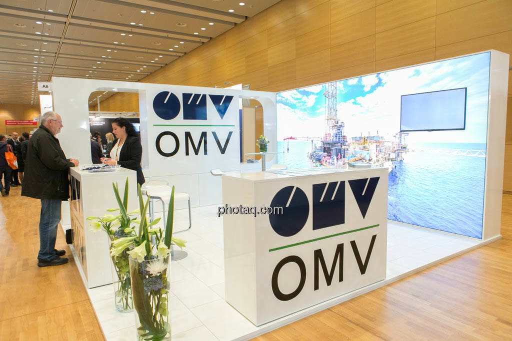 OMV, © photaq/Martina Draper (16.10.2014)