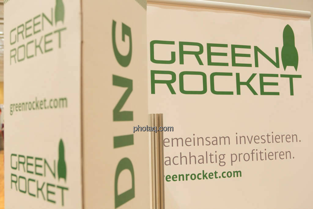 Green Rocket, © photaq/Martina Draper (16.10.2014)