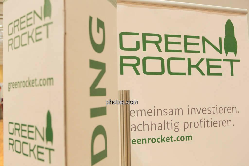 Green Rocket, © photaq/Martina Draper (16.10.2014)