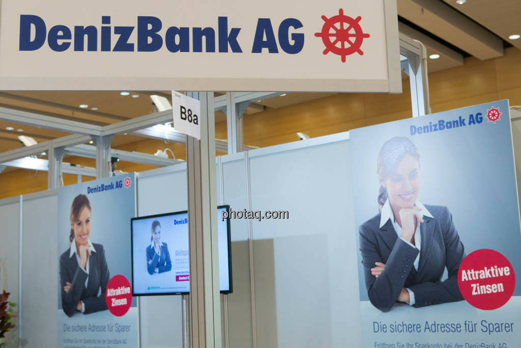 DenizBank AG, © photaq/Martina Draper (16.10.2014)