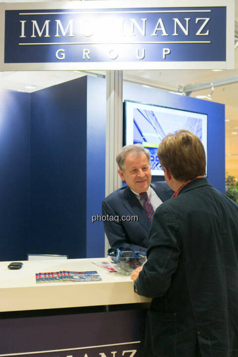 Eduard Zehetner, Immofinanz