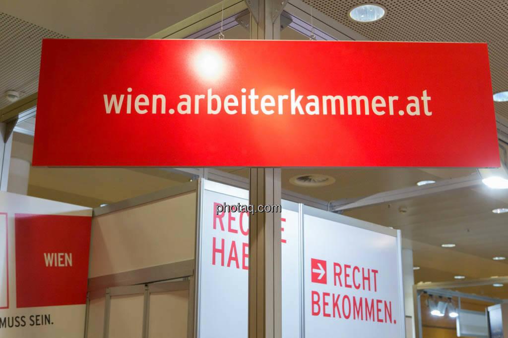 Arbeiterkammer AK, © photaq/Martina Draper (16.10.2014)