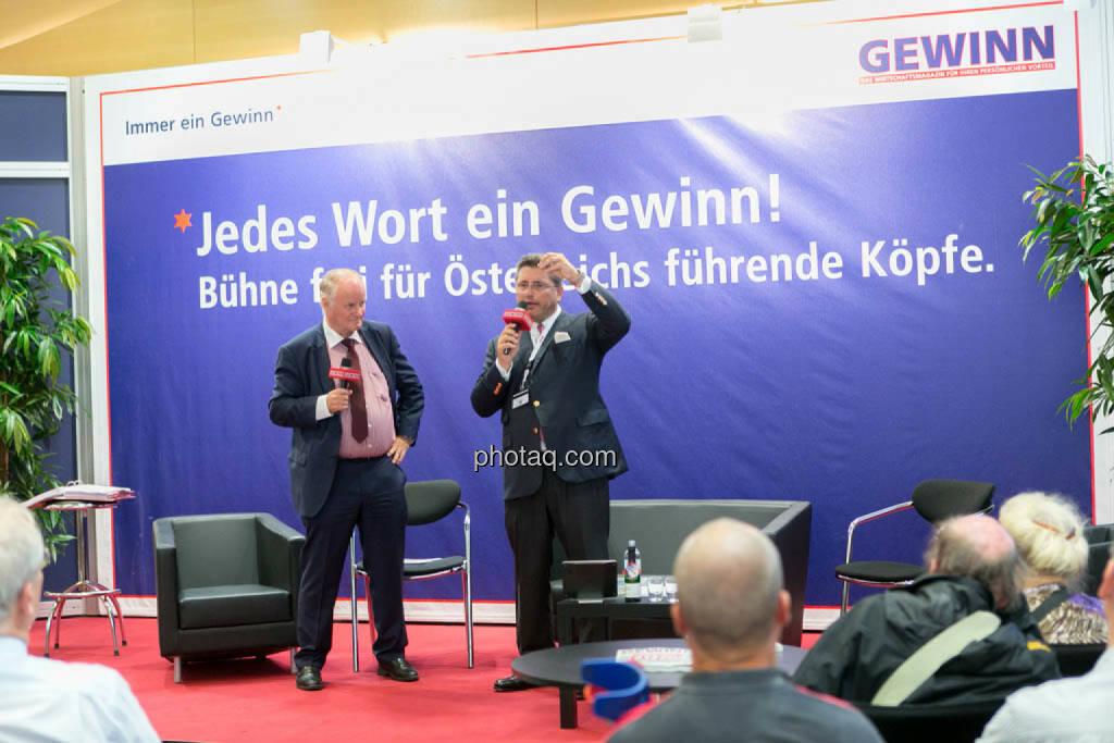 Karl-Heinz-Strauss, Porr AG, © photaq/Martina Draper (16.10.2014)
