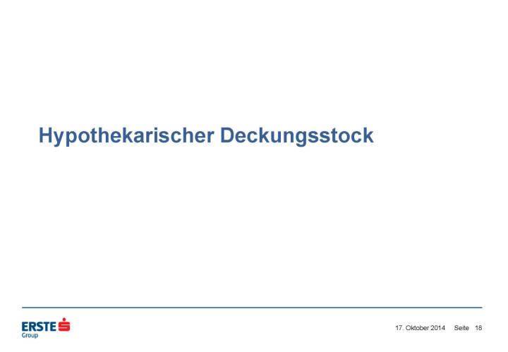 Hypothekarischer Deckungsstock