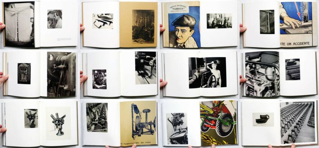 Joan Fontcuberta - Trepat - A Case Study in Avant-Garde Photography, Edition Bessard 2014, Beispielseiten, sample spreads - http://josefchladek.com/book/joan_fontcuberta_-_trepat_-_a_case_study_in_avant-garde_photography#image-3, © (c) josefchladek.com (17.10.2014)