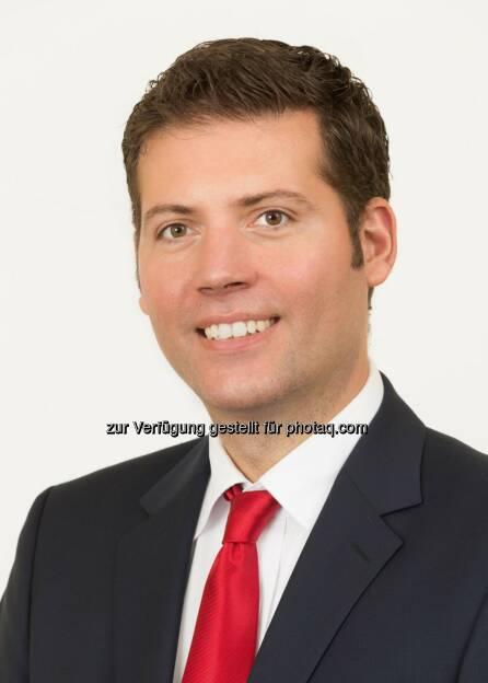 Martin Scheiber verstärkt als Senior Sales Manager das institutionelle Vertriebs-Team der Erste-Sparinvest, © Aussender (17.10.2014)
