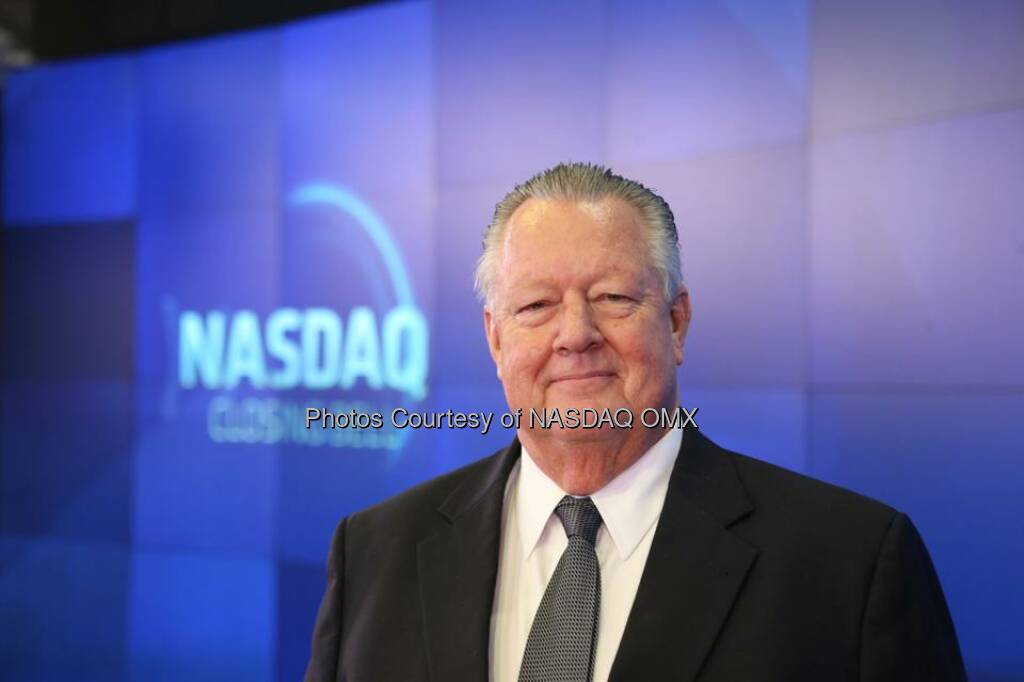 Bio-Path Holdings INC. Rings the Nasdaq Closing Bell! $BPTH  Source: http://facebook.com/NASDAQ (18.10.2014)
