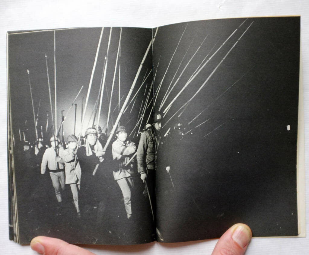 Hitomi Watanabe - 68, 300-450 Euro (1968), http://josefchladek.com/book/hitome_watanabe_and_various_photographers_students_power_league_of_tokyo_-_kaihoku_68 (19.10.2014)