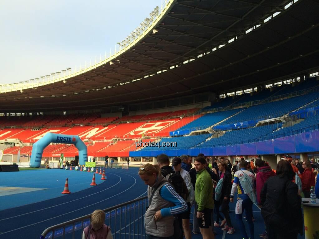 Ernst Happel Stadion (19.10.2014)