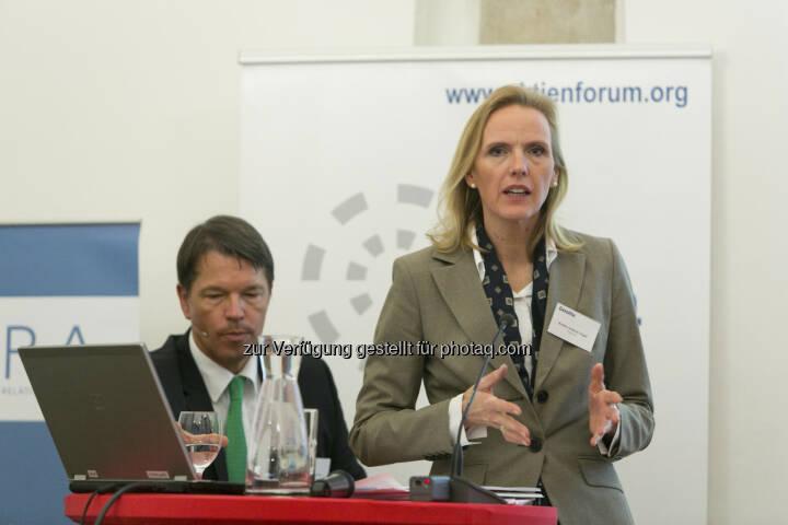 Kirsten Gräbner-Vogel (Leiterin Enforcement Advisory Services, Deloitte Deutschland)