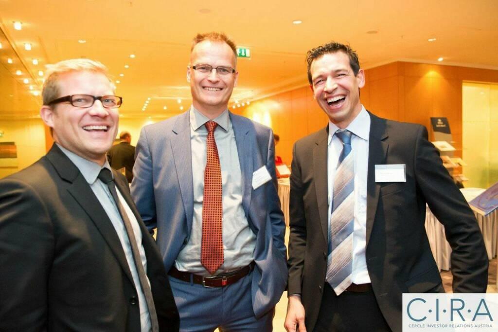 Roland Mayrl, Martin Hehemann (Metrum), Michael Oplustil (Uniqa), © C.I.R.A. (21.10.2014)