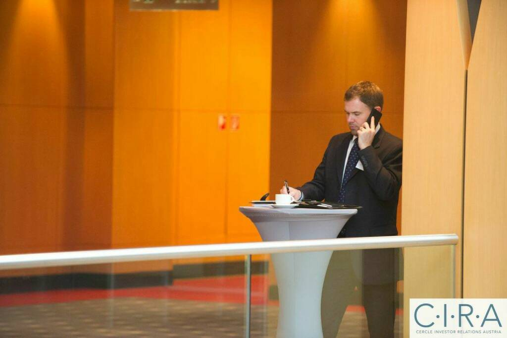Jonathan Cardy (RR Donnelley) Trading, © C.I.R.A. (21.10.2014)
