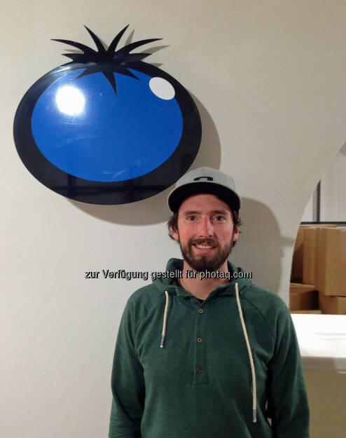Markus Wötzold, Blue Tomato Store Manager in Salzburg: Blue Tomato eröffnet ersten Store in der Altstadt, © Aussendung (23.10.2014)