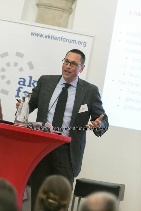 Thomas Leissing (CFO, Fritz Egger GmbH & Co. OG Holzwerkstoffe)