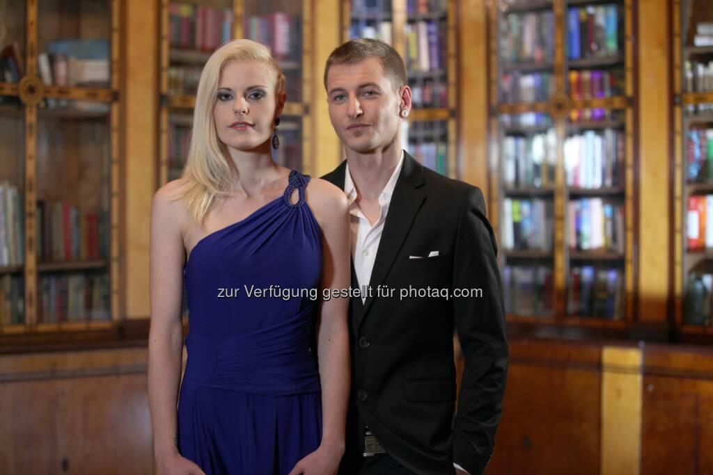 Sarah und Markus aus Vorarlberg Nackt - Wie gut kennst du deinen Partner (Bild: Shinyside Productions) (24.10.2014)