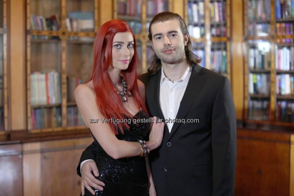 Tamara und Stephan Nackt - Wie gut kennst du deinen Partner (Bild: Shinyside Productions) (24.10.2014)