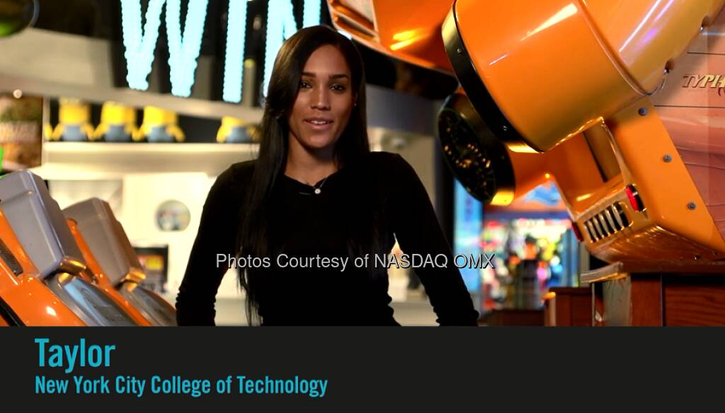 Occupational Therapy Thursday featuring Dave & Buster's! #NasdaqListed http://bit.ly/1DFA0g6  Source: http://facebook.com/NASDAQ (24.10.2014)