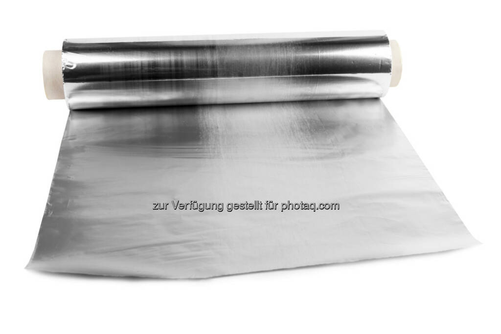 Aluminium, Alu, Alufolio, einwickeln, einpacken, http://www.shutterstock.com/de/pic-142115710/stock-photo-an-aluminum-foil-on-white-background.html (24.10.2014)