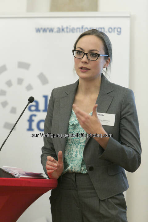 Ulrike Haidenthaller (Geschäftsführerin, Aktienforum)