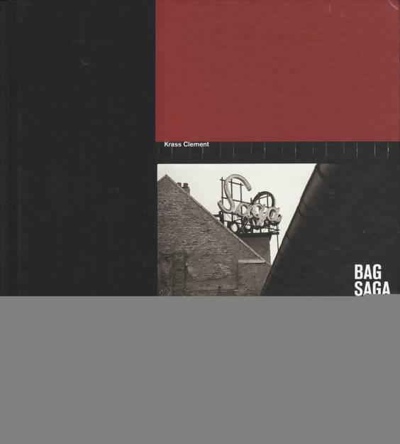 Krass Clement - Bag Saga Blok, Gyldendal 2014, Cover - http://josefchladek.com/book/krass_clement_-_bag_saga_blok, © (c) josefchladek.com (25.10.2014)