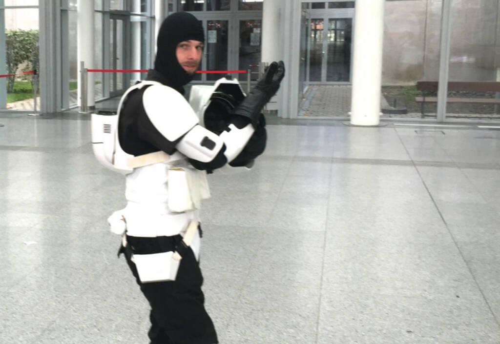 Stormtrooper ohne Maske (25.10.2014)