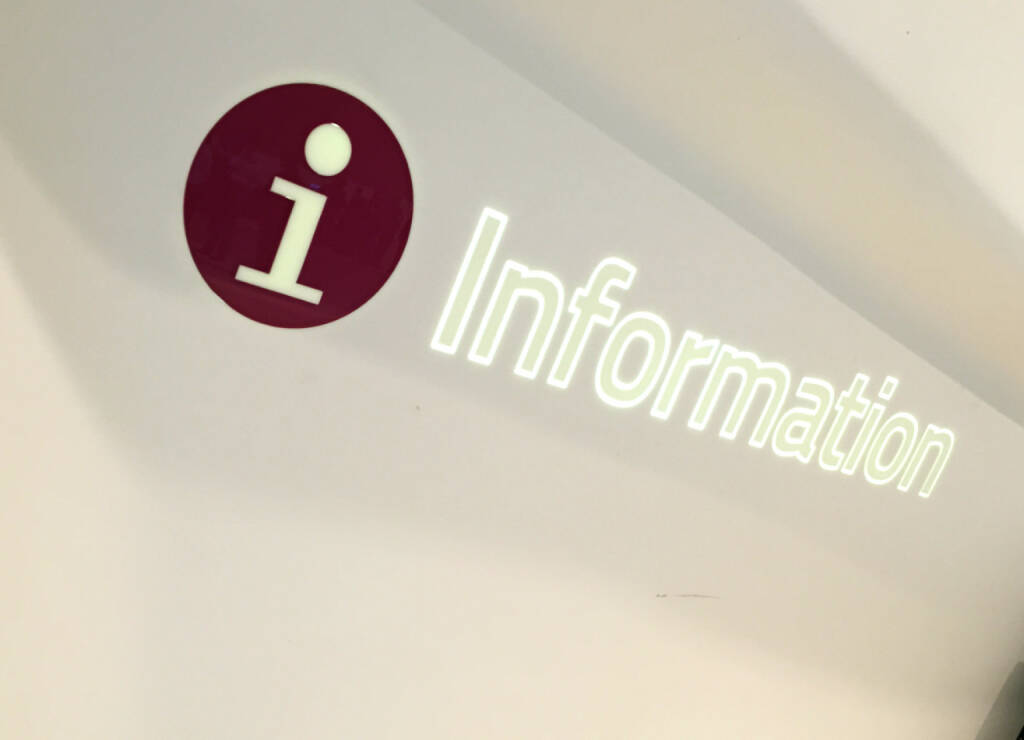 Info Information (25.10.2014)