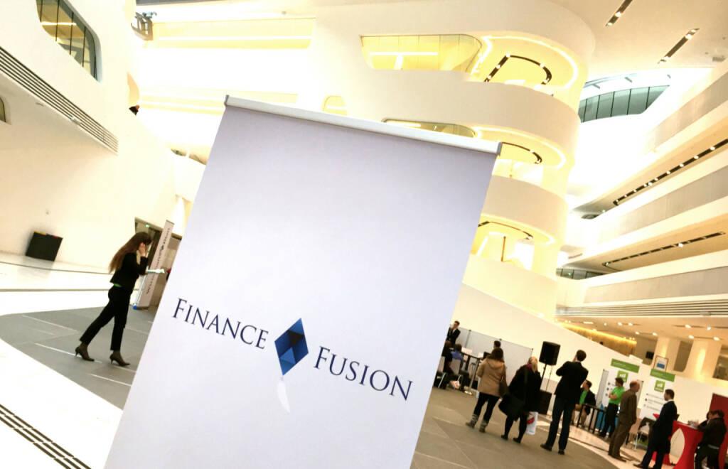Finance Fusion in der WU, © photaq / Drastil (25.10.2014)