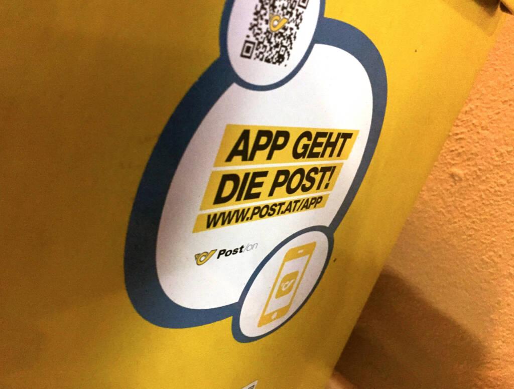 Ab geht die Post, App geht die Post (27.10.2014)