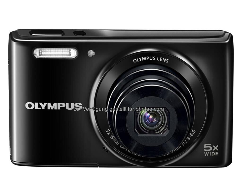 Olympus VG-180 mit 5-fach-Weitwinkelzoomobjektiv (30.01.2013)