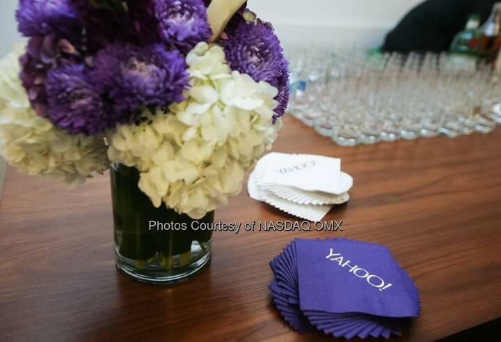 Great photos from the Yahoo Finance Thought Leadership Summit yesterday at Nasdaq MarketSite!  Source: http://facebook.com/NASDAQ