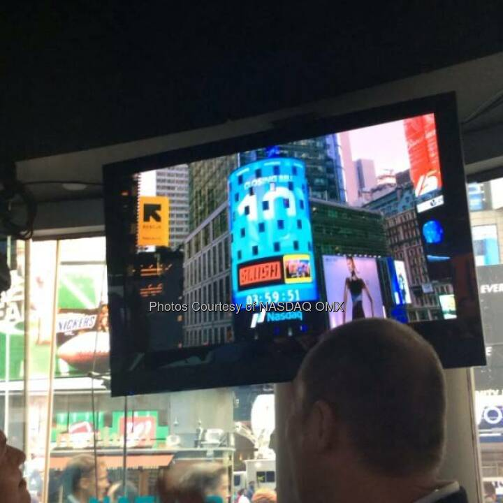 Watch @SlushHQ ring the #Nasdaq Closing Bell! #slush14 #Helsinki #Finland #techconference  Source: http://facebook.com/NASDAQ