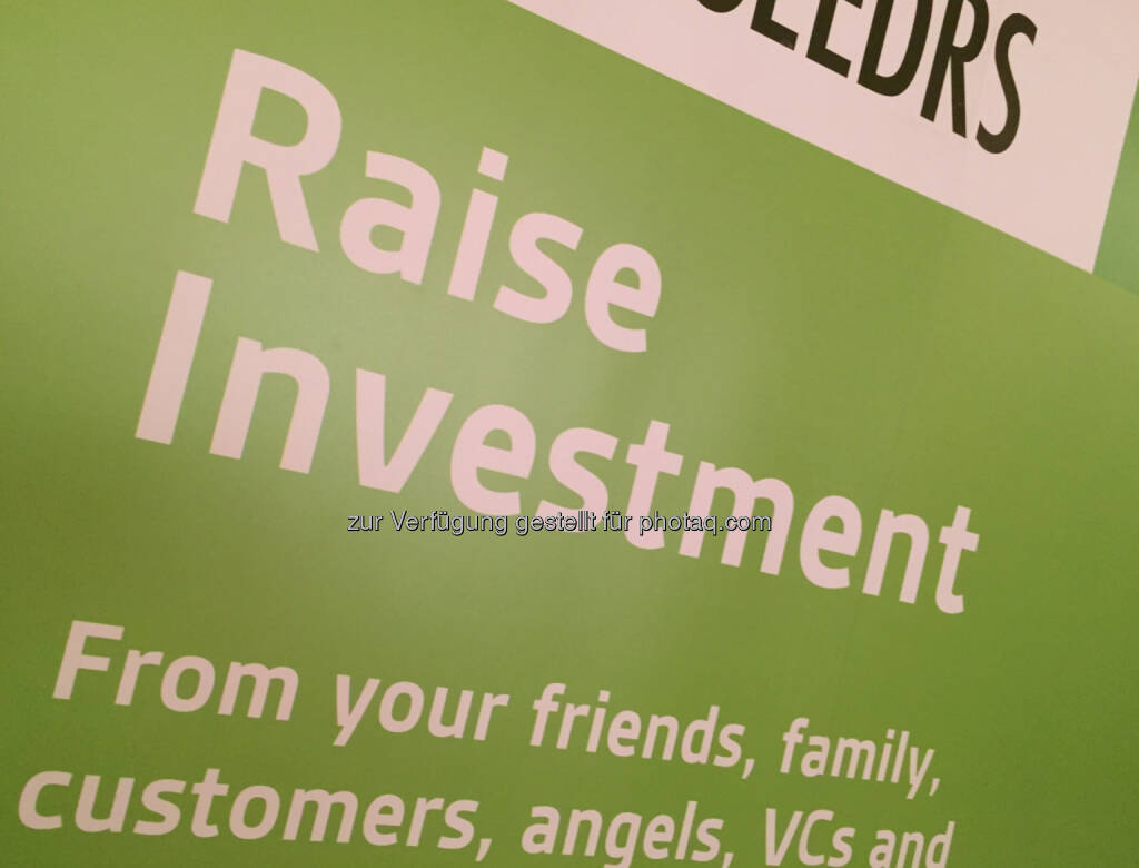 Raise Investment Friends Family (29.10.2014)