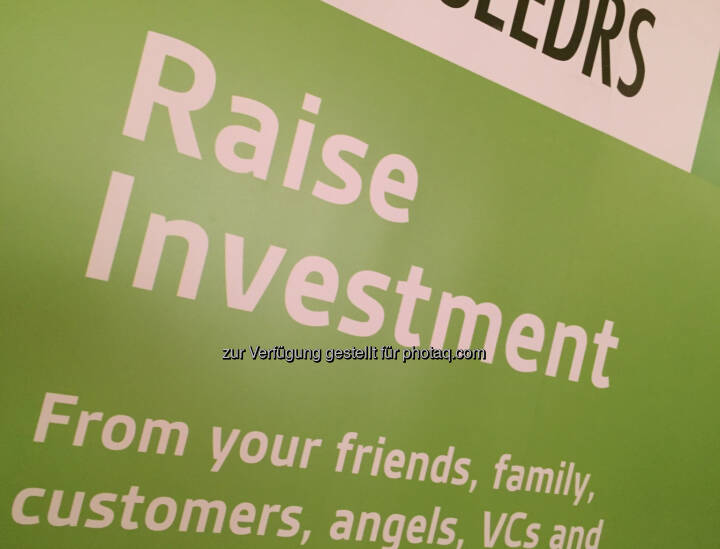 Raise Investment Friends Family