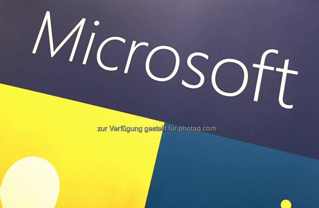 Microsoft (29.10.2014)