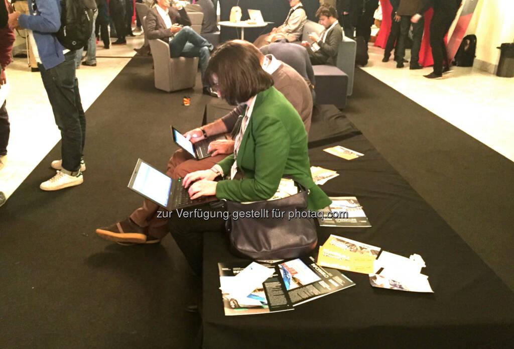 Arbeiten, Bloggen, Journalisten (29.10.2014)