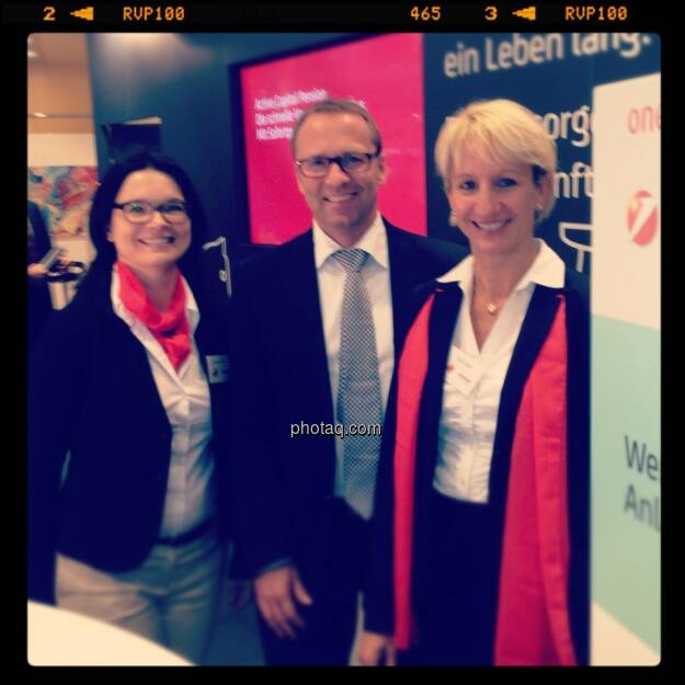 Gewinn-Messe 2012 - UniCredit (Frank Weingarts, Birgit Zabel), © Drastil (15.12.2012)